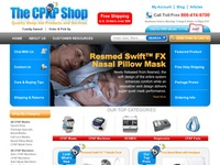 AAA 10393 The CPAP Shop - Sleep Apnea Equipment