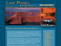 AAA 10550 Lake Powell Houseboats Rentals – Utah Arizona