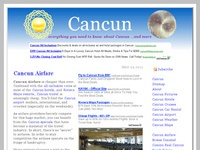 AAA 10599 Cancun Coolguide
