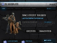 AAA 10715 PS3 Tournaments and Online multiplayer games forum