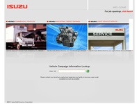 Build Your Isuzu Pickup Truck or SUV Online
