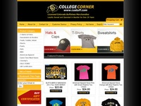 AAA 11439 College Corner CU Buffs Merchandise