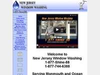 New Jersey Window Washing