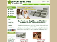 AAA 13575 Indoor Dog Stairs and Pet Furniture