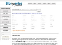 AAA 15288 Bloggeries Directory and Blog Reviews