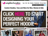AAA 16145 Neighborhoodies Customized Clothing