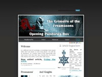 AAA 17503 The Grimoire of the Freamasons