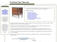 Furniture Care Tips