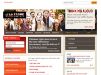 AAA 17764 La Trobe University in Melbourne Australia