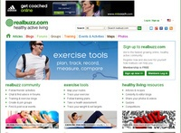AAA 17889 realbuzz.com - Lead an active healthy lifestyle