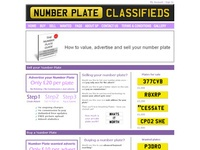 Buy Numberplates