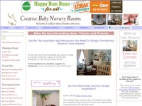 AAA 18255 Creative Baby Nursery Rooms