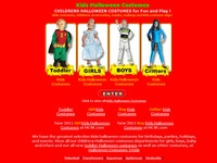 AAA 18319 Kids Halloween Costumes