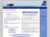 AAA 18389 Business Air Freight UK