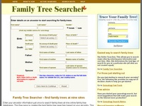 AAA 18471 Family Tree Searcher