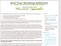 AAA 18548 Quit Smoking Addiction