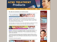 AAA 20005 Acne Treatment Products