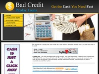 AAA 20032 Bad Credit Payday Loans