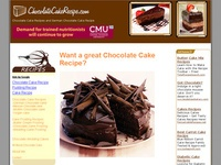AAA 21266 Chocolate Cake Recipe