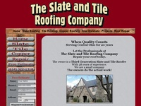AAA 21728 The Slate and Tile Roofing Company