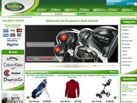 AAA 22021 Online Golf Shop
