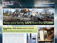 AAA 23133 Storm Shelters Alabama