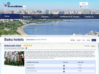 AAA 2807 Hotel and accommodation in Baku