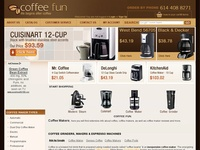 AAA 3383 Coffee Maker Reviews