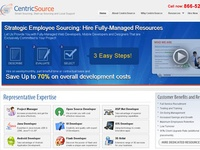 AAA 3394 CentricSource - Offshore Outsourcing Consulting and Staffing