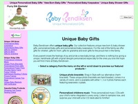 AAA 4031 Baby Gifts - Unique Personalized Baby Gift Ideas