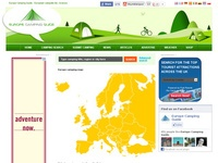 AAA 4451 Europe Camping Guide