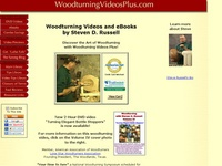 AAA 4755 Discover the Art of Woodturning with Steven D. Russell