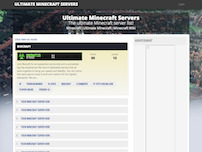 AAA 47577 Ultimate Minecraft Servers
