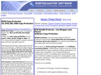 AAA 4870 Copy Protection Software