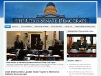 AAA 4887 Utah Senate Democrats and Utah Politics