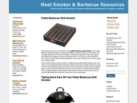 AAA 5160 Smoker Cooking | Meat Smoker | Barbeque Grill Resources