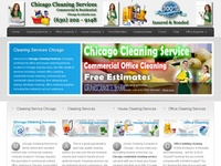 AAA 5862 Chicago cleaning service house and office cleaning