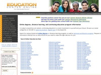 AAA 6412 Online Degree Programs - Distance Learning