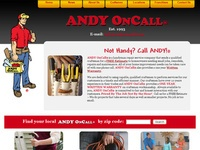 AAA 6513 Andy OnCall - Residential and Commercial Handyman Services
