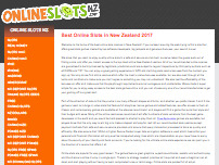 AAA 66142 Slots Games in NZ at Online Casinos