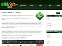 AAA 67997 Pakistan Casino Game Sites