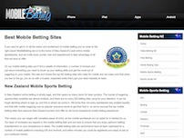 AAA 68573 Mobile Sports Betting in NZ