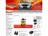 AAA 6945 Demonkar Car Accessories