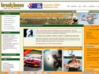 AAA 6975 Break Loose - The Australian Adventure Outdoor Sports Directory