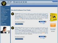 AAA 7074 XP Smoker - The Hot Performance Booster for Windows XP