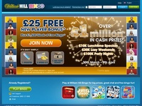 AAA 7524 Online Bingo from William Hill