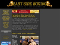 AAA 8354 Eastside Boxing News