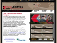 AAA 8881 Koch Logistics - Shipping and Trucking Company