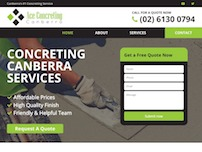 AAA 89344 Ace Concreting Canberra - Canberras Best Concreters