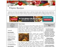 AAA 9105 Filipino Recipes